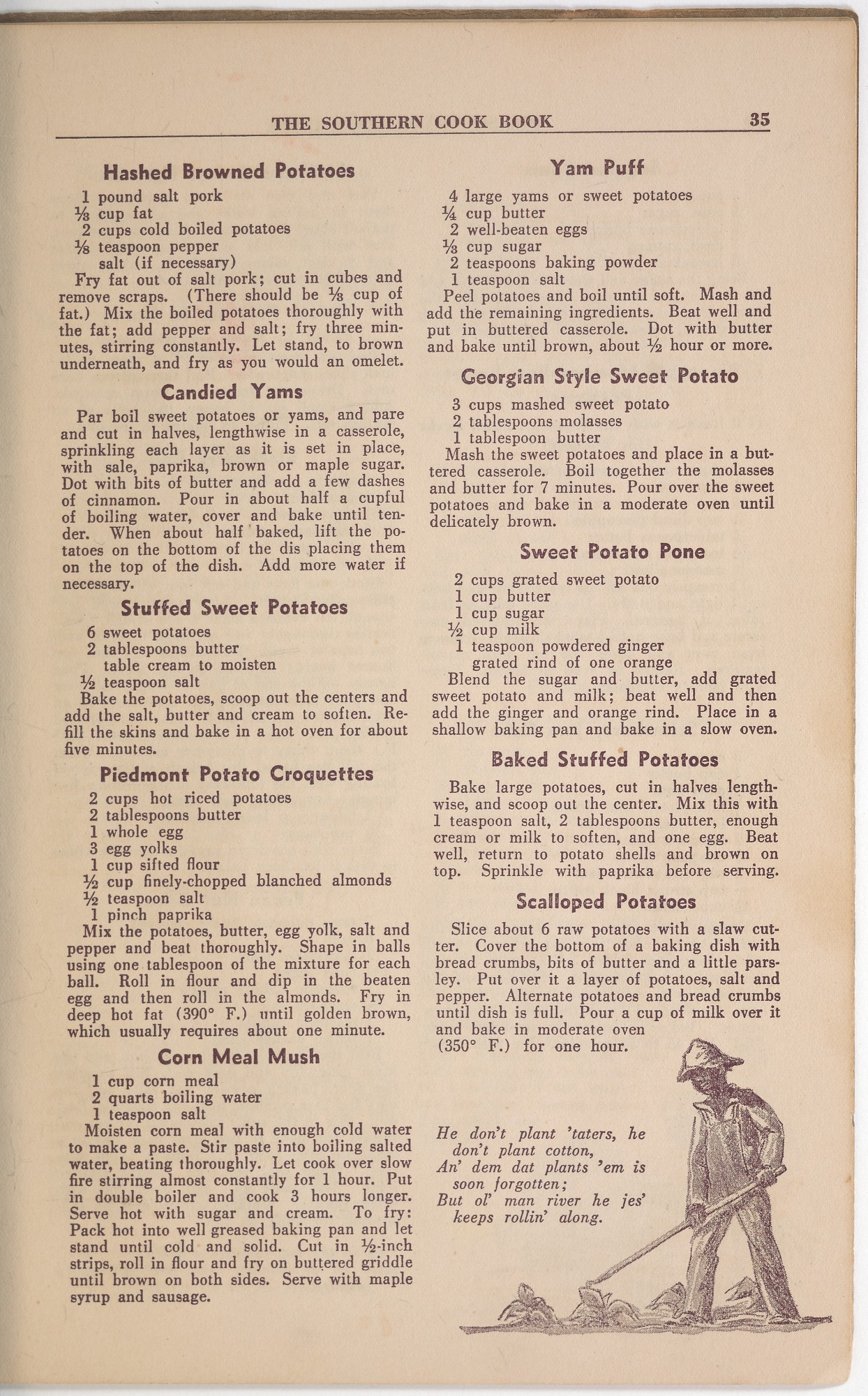 View <I>Southern Cook Book of Fine Old Dixie Recipes</I> digital asset number 37