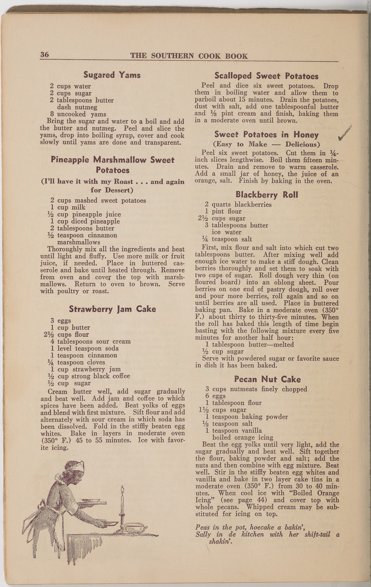 View <I>Southern Cook Book of Fine Old Dixie Recipes</I> digital asset number 38