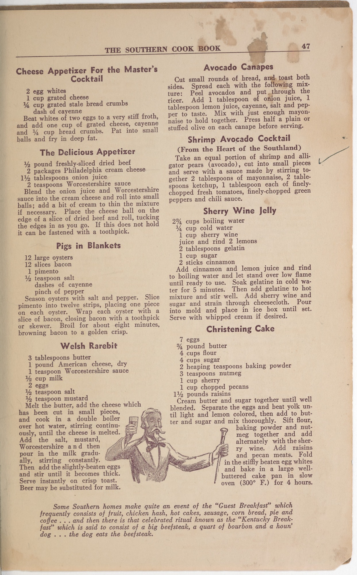 View <I>Southern Cook Book of Fine Old Dixie Recipes</I> digital asset number 49
