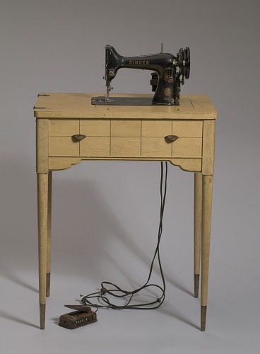 when was the singer sewing machine invented