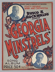 Rusco & Hockwald's Famous Georgia Minstrels' Song Album