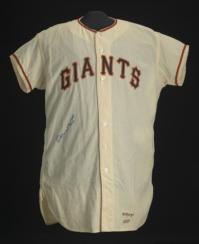 brand new df789 f2200 San Francisco Giants spring training jersey worn and signed ...