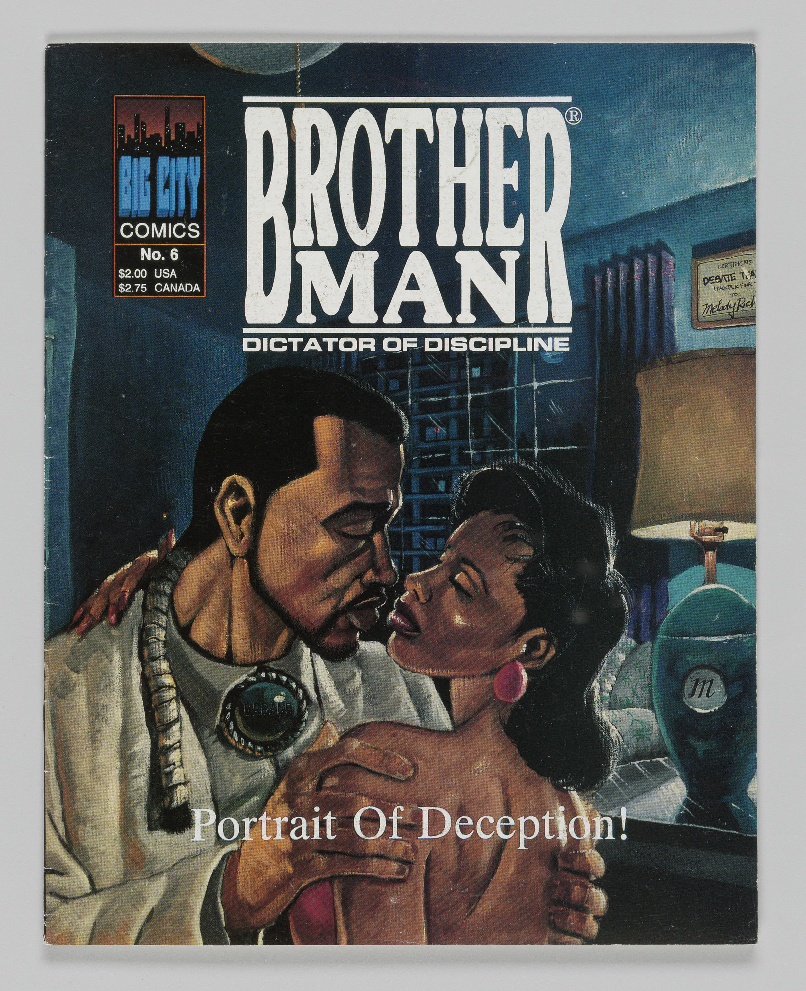 Image for Brotherman No. 6