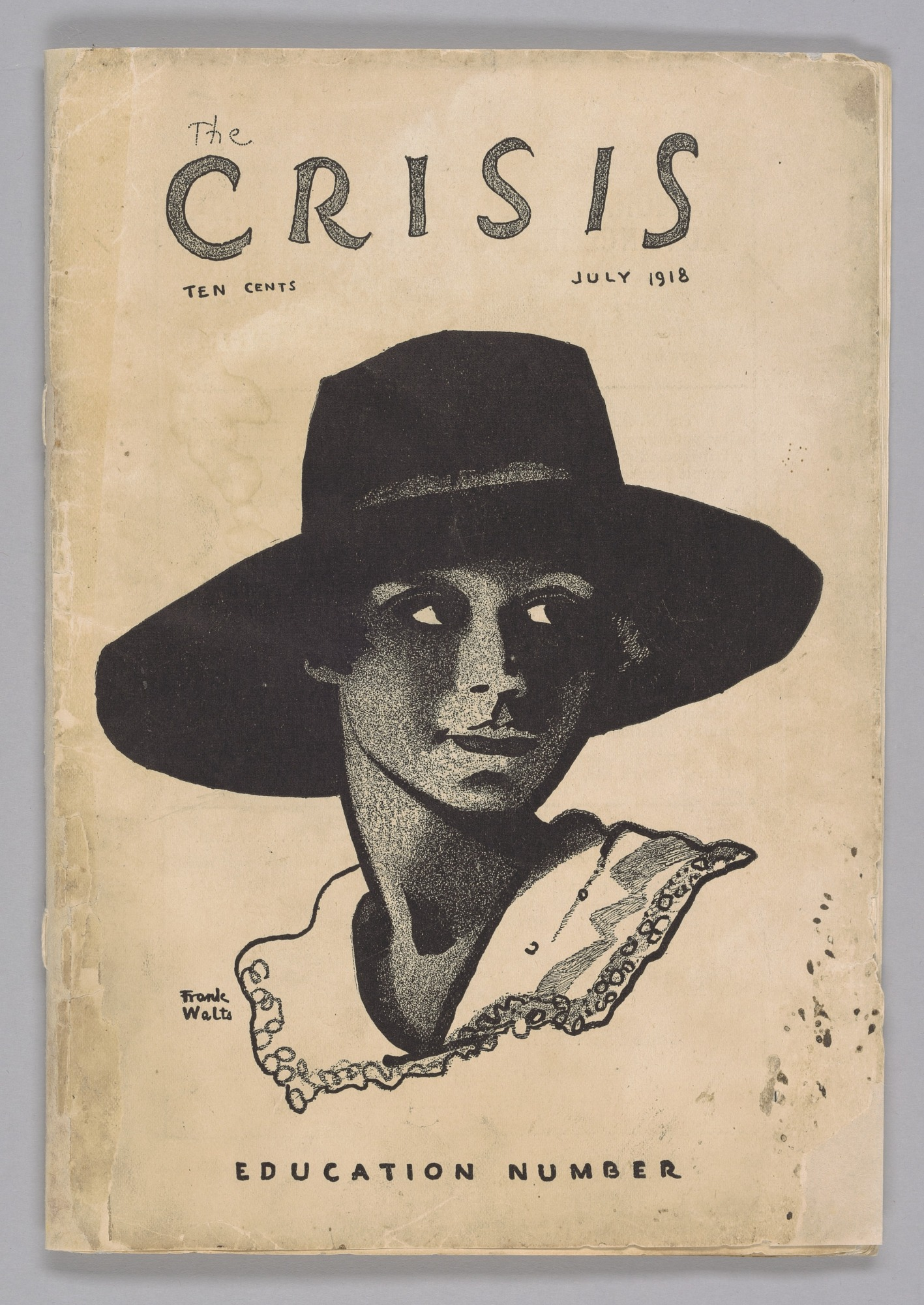 Image for The Crisis Vol. 16 No. 3