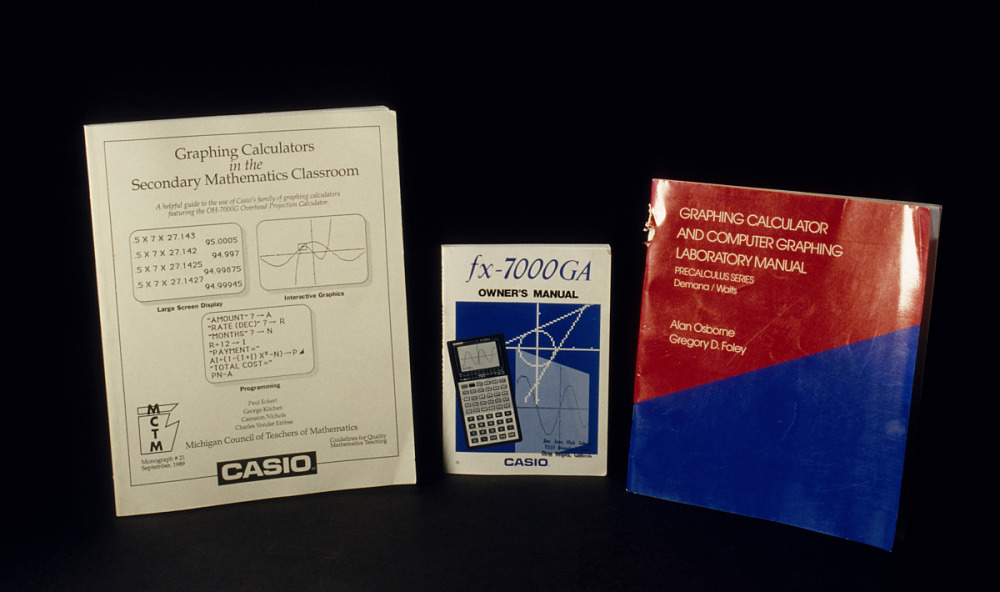 Graphing Calculators in the Secondary Mathematics Classroom