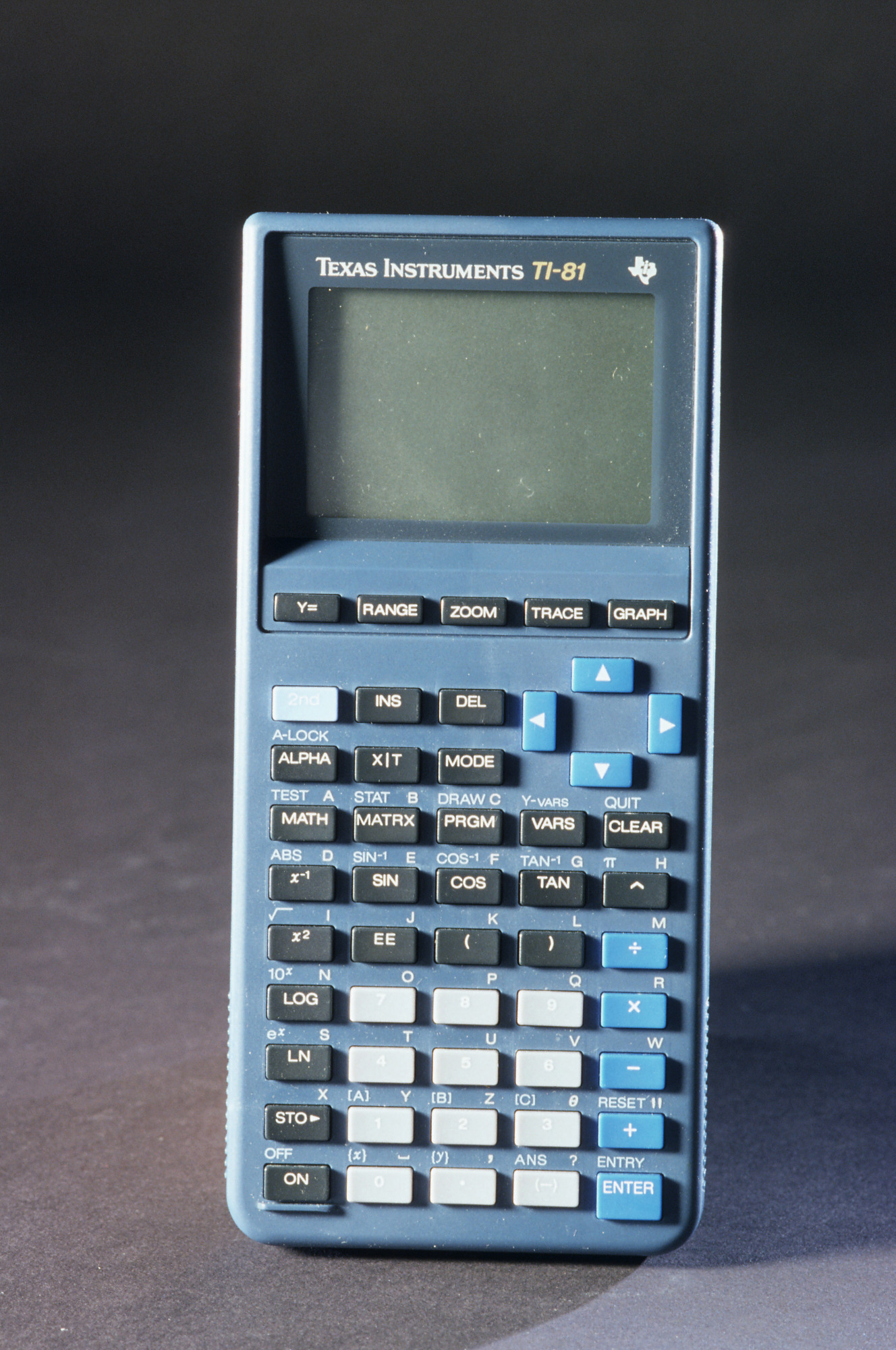 Texas Instruments TI-81 Handheld Electronic Calculator | National ...