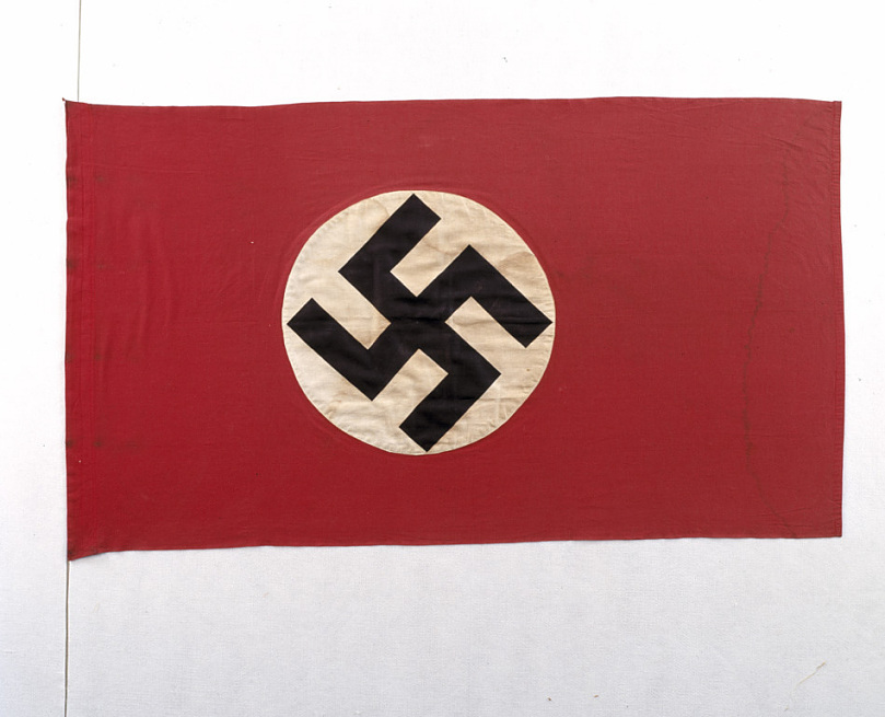 German Nazi Swastika Flag National Museum Of American History