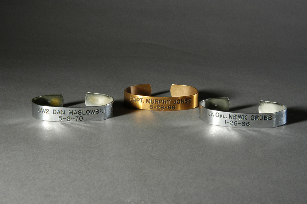 Specific History Worn To Honor And Increase Awareness Of Pow Mia Solrs Traditionally These Bracelets Were Until The Returned United