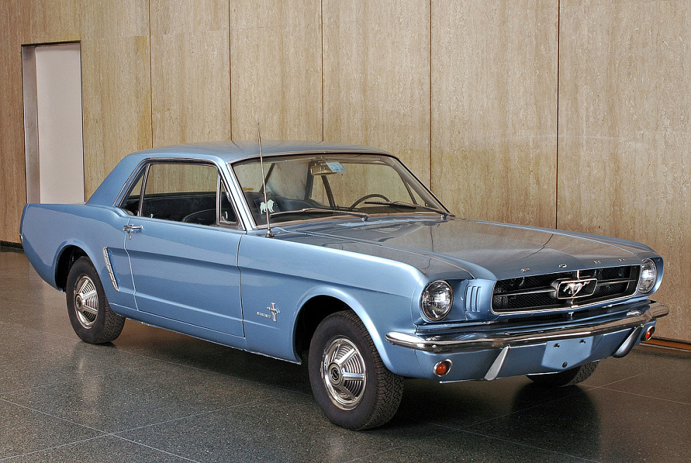 1965 Ford Mustang | National Museum of American History