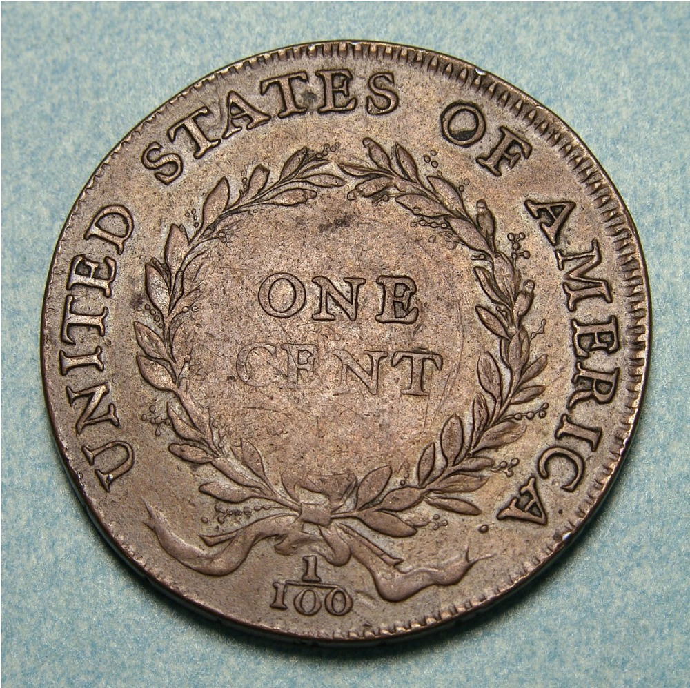 Birch Cent, United States, Pattern, 1792 | National Museum