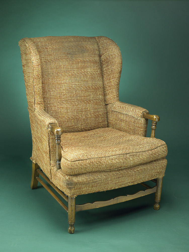 Archie Bunker S Chair From All In The Family National