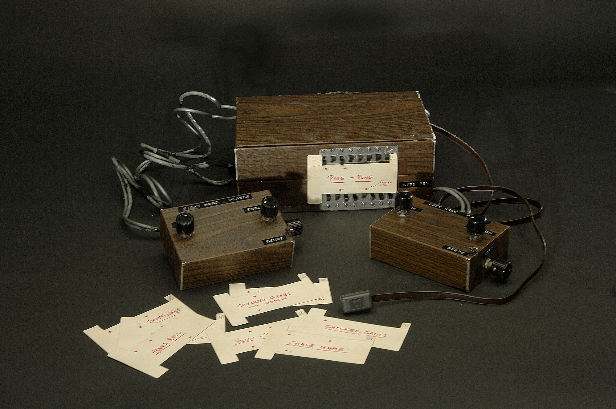 The Brown Box, 1967–68   National Museum of American History
