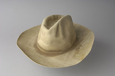 Bracero Hat, about 1957