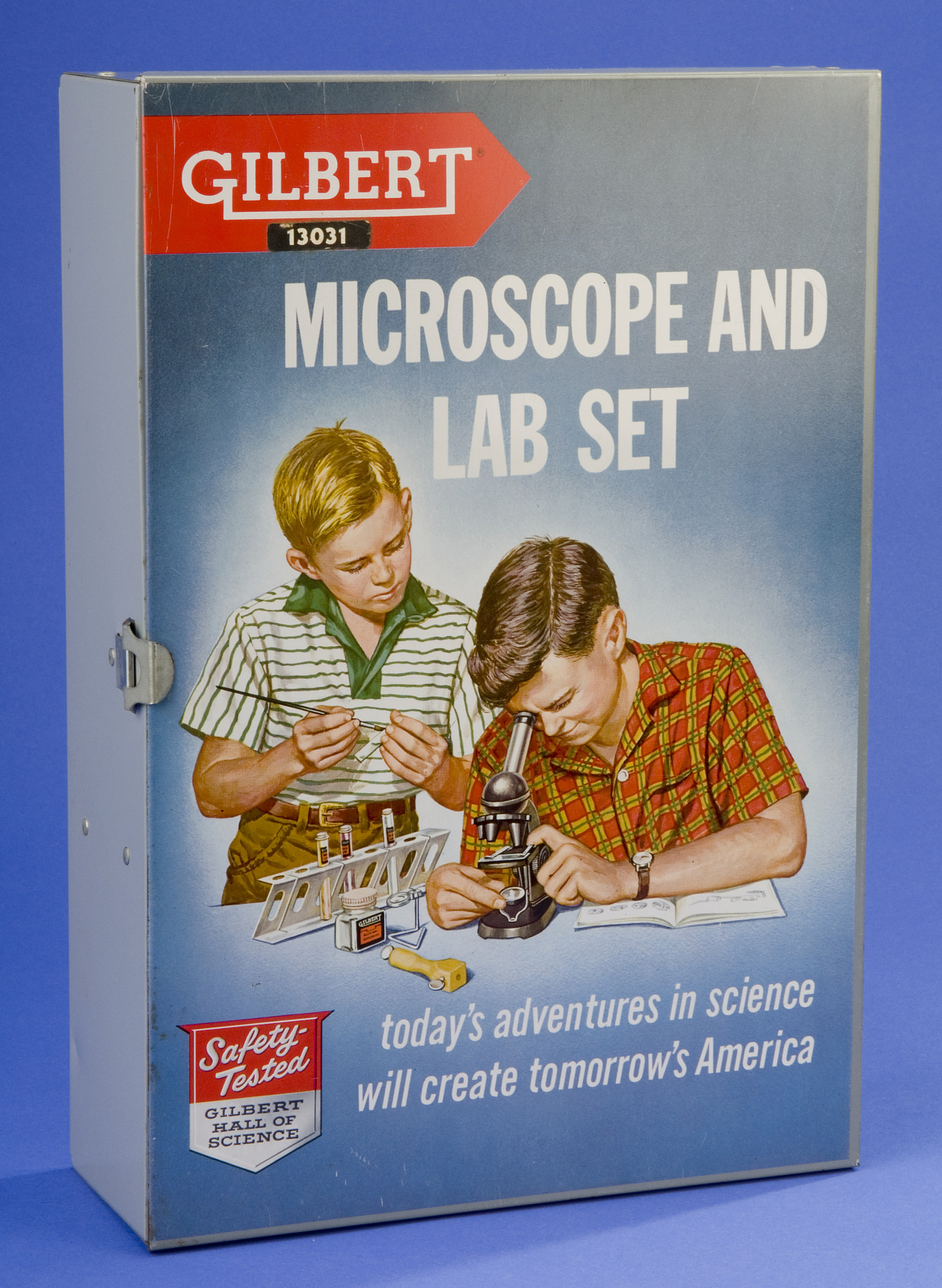 Microscope and Lab Set