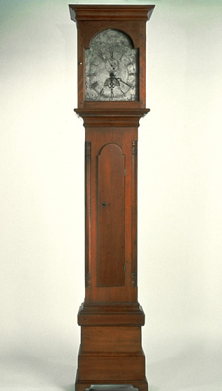 Eli Terry Tall Case Clock National Museum Of American History