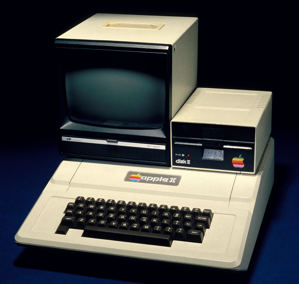 Apple II Personal Computer | National Museum of American ...