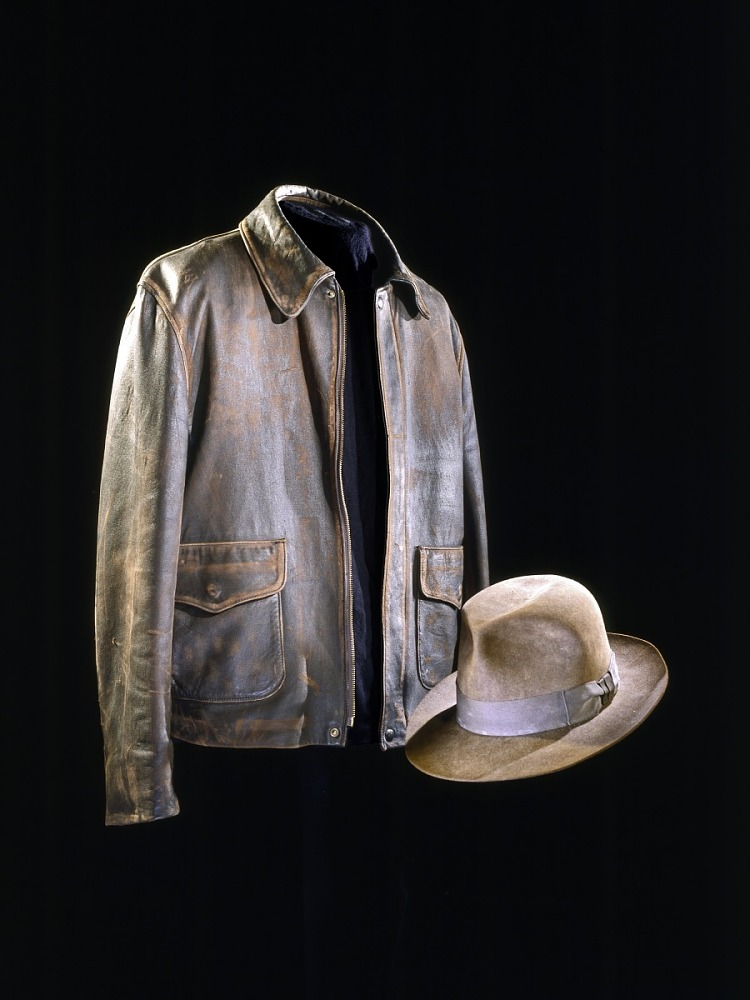 fc48eecf1 Hat from Indiana Jones and the Last Crusade | National Museum of ...