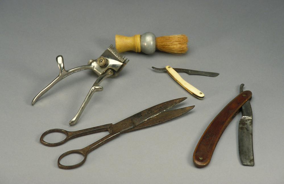 Barbering Has Long Been An Independent Respectable Way To Earn A Living These Tools Belonged