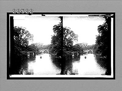 On the Cam--a glimpse from the bowery bank of the Upper River. 9381 interpositive 1905