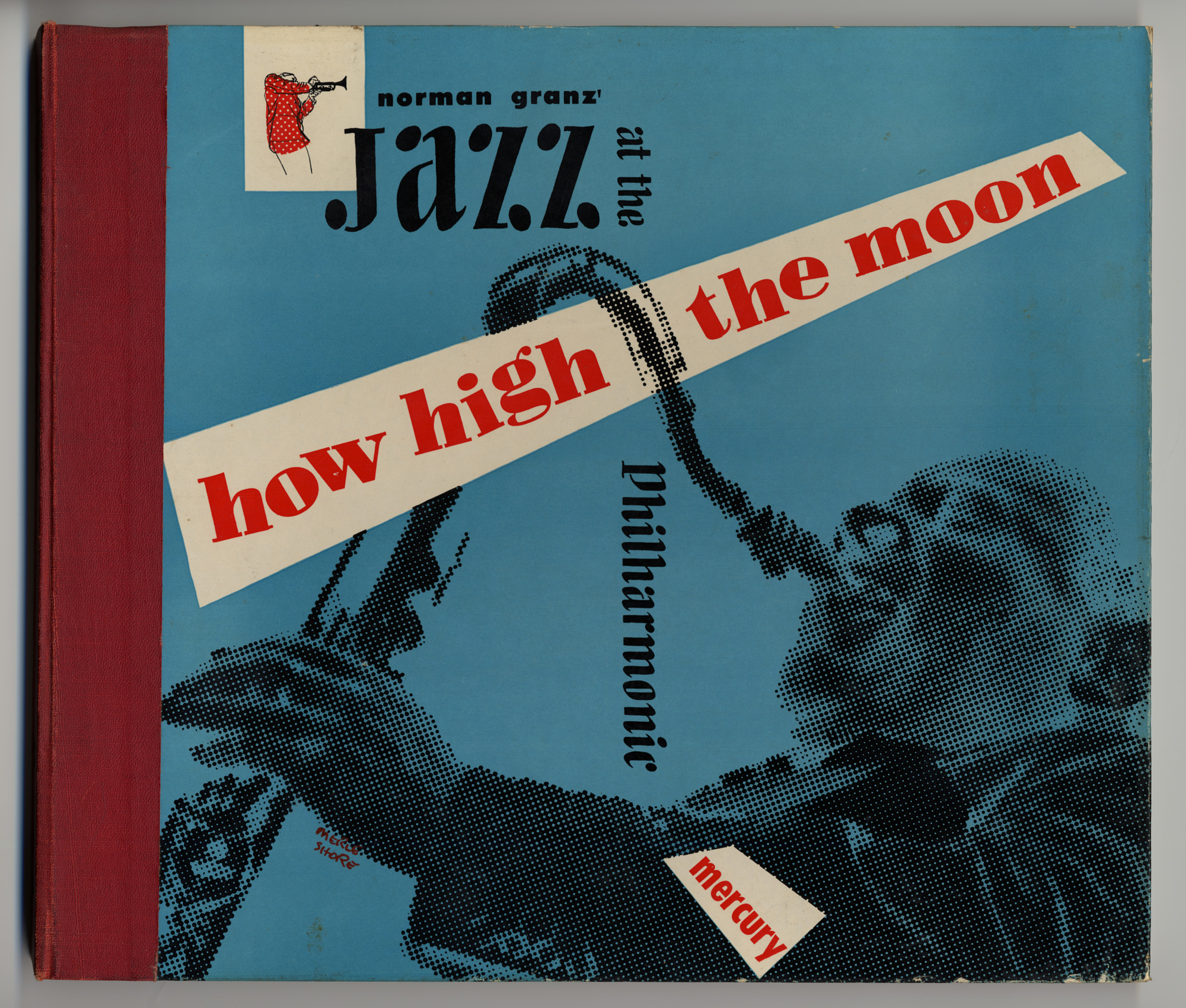 sound recording: How High the Moon