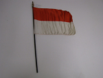 flag, Indonesia.