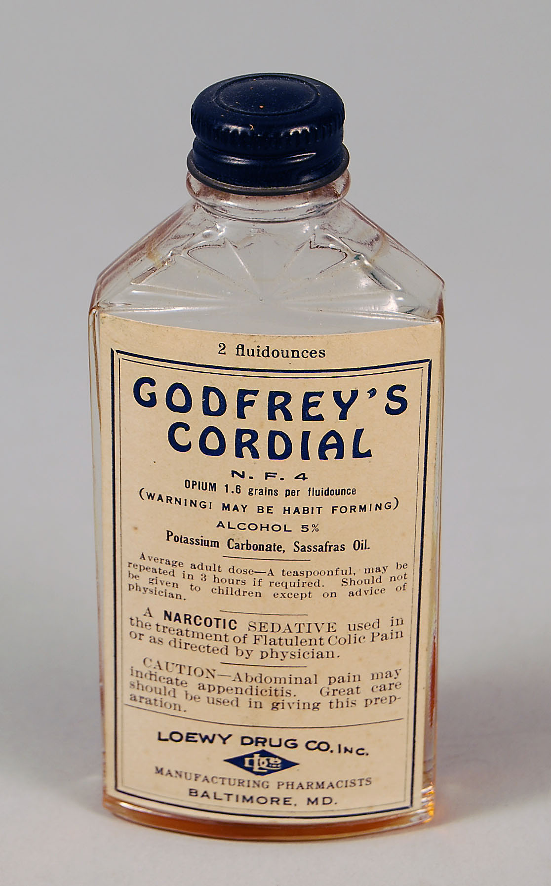 Image result for Godfrey's Cordial