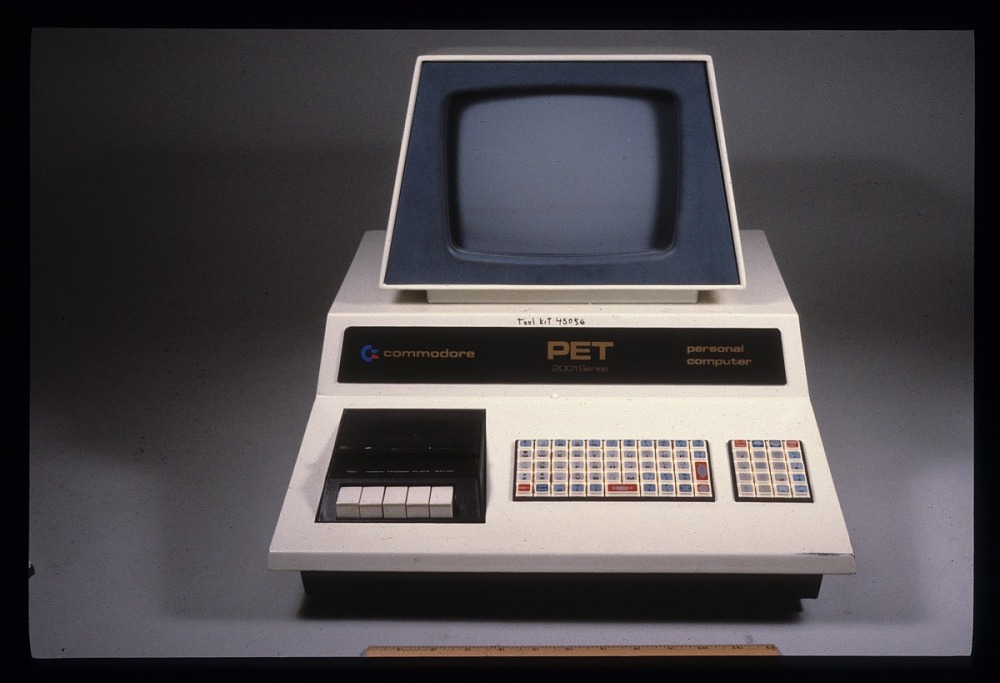 Commodore PET 2001 Personal Computer | National Museum of American ...