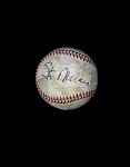 Baseball, signed by the 1963 St. Louis Cardinals