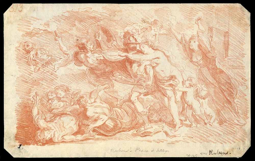 Consequences Of War Rubens
