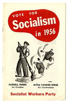 Socialist Workers Party Pamphlet, 1956