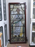 window, stained glass