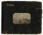 Album of WWI Photographs by Harry A. Spencer