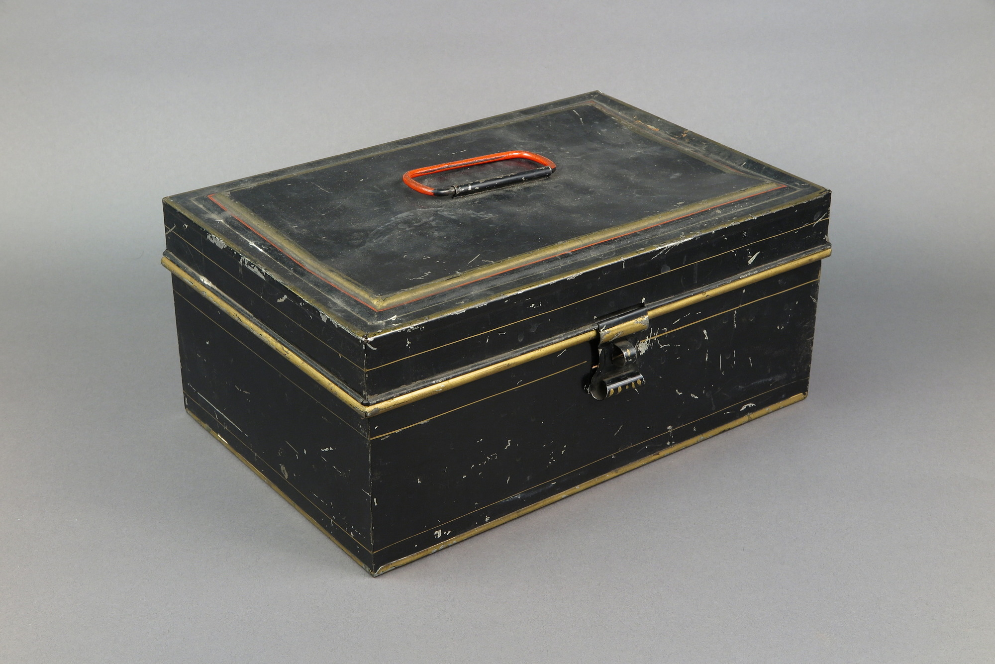 Case for Surgical Instruments Belonging to Dr. William Park