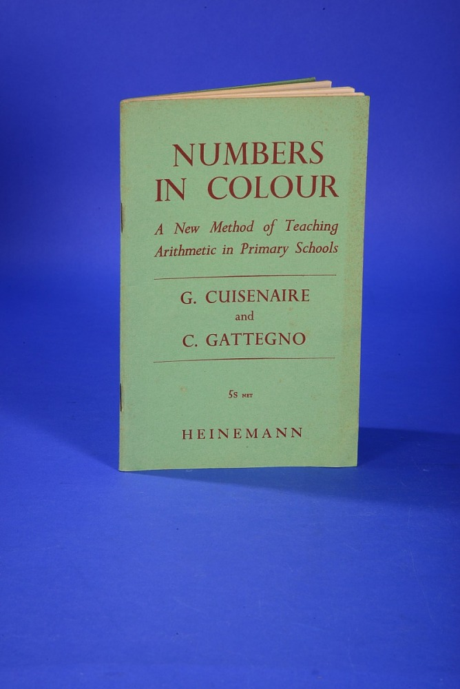 Numbers In Colour, A New Method of Teaching Arithmetic In