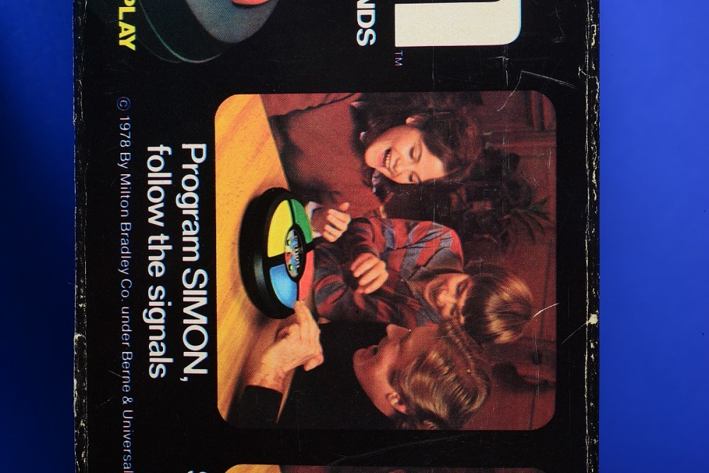 Simon Electronic Game 1978 National Museum Of American History