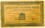Applied Arts Drawing Book belonging to Thelma May Byrd