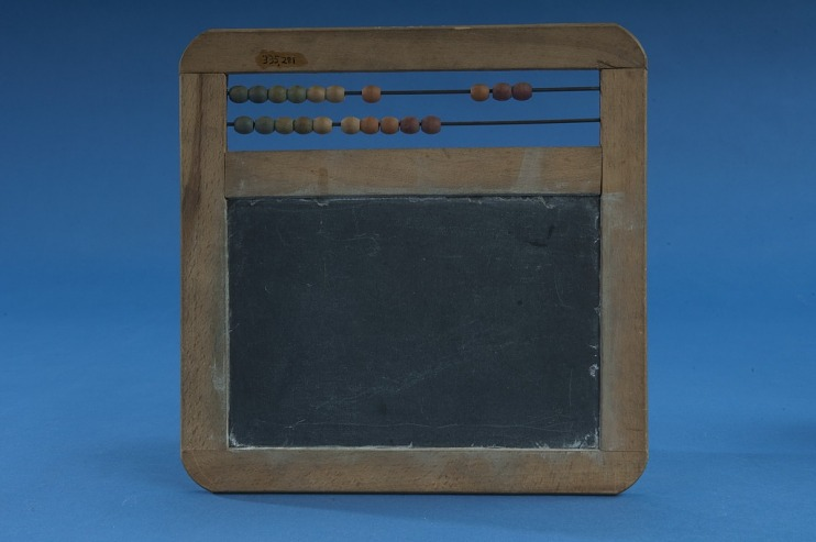 Slate with Numeral Frame