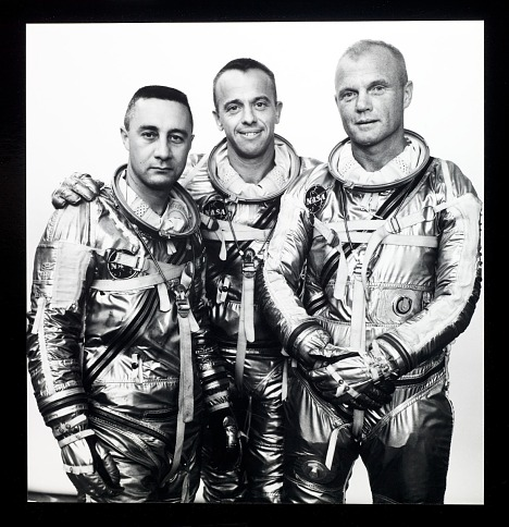 Photograph, Project Mercury Astronauts