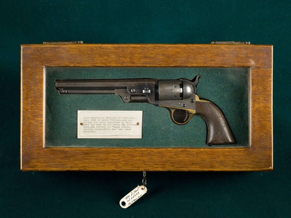 colt 1851 navy revolver national museum of american history