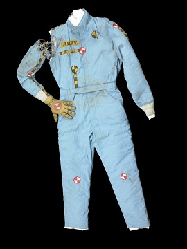 Larry Crash Dummy Costume, 1990s