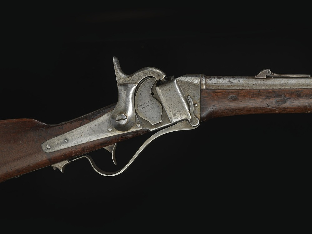 Sharps Carbine | National Museum of American History