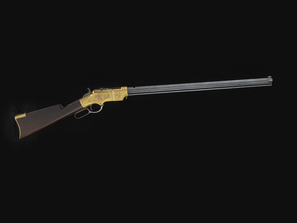 Henry Presentation Rifle | National Museum of American History