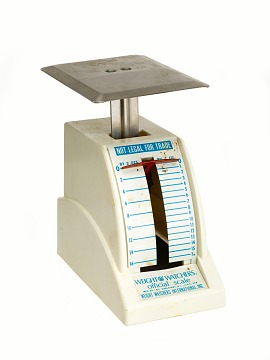 Jean Nidetch's Weight Watcher Scale