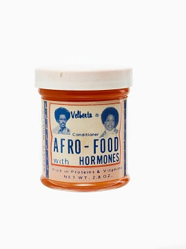 Velberta Afro-Food with Hormones