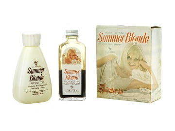 Summer Blonde Hair Lightener
