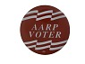 Button, AARP Voter,  Name: AARP from National Museum of American History ... See More