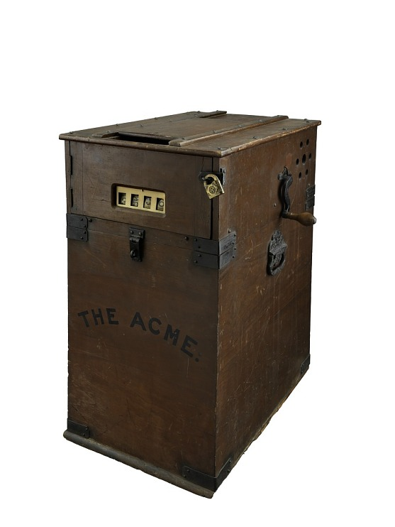 The Acme Ballot Box, 1880