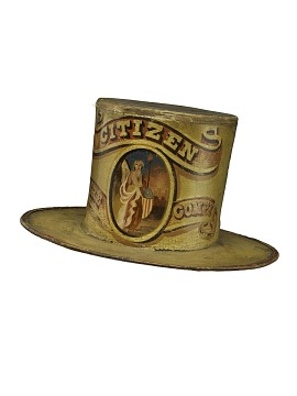 Citizen Fire Company Parade Hat
