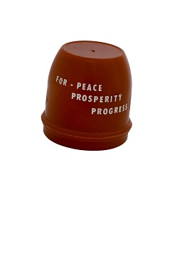 Campaign Bottle Cap, 1956