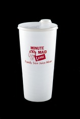 Minute Maid Juice Pitcher by Tupperware